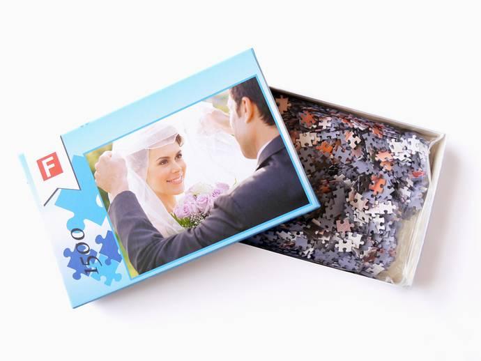 Fotopuzzel 67x68 cm met 1500 stukjes in doos